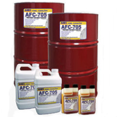 AFC-705 Fuel Catalyst from Algae-X (Click for PDF)
