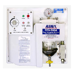 Fuel Polishing System FPS-500/FPS-750 from Algae-X (Click for PDF)